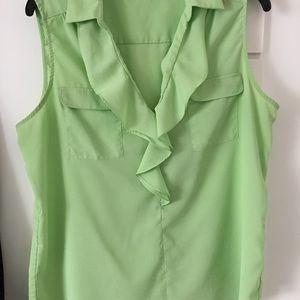 Ladies top good condition.